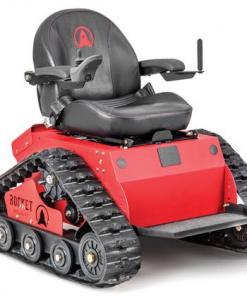 All Terrain Track Wheelchair