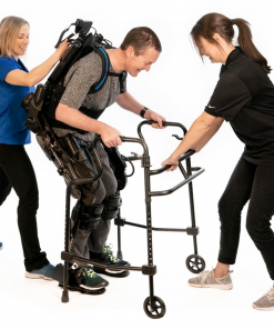 Disability Exoskeleton Throw away the wheelchair