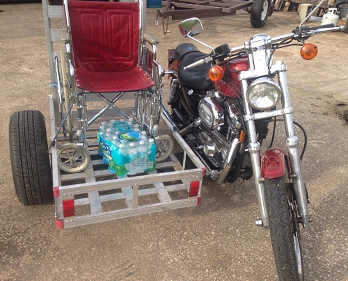 Handicap Disability Sidecar for Sale