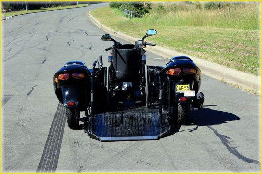 Wheelchair Accessible Trike
