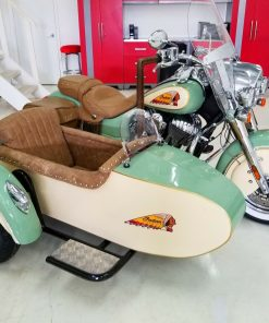 Indian Sidecar