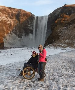 Mountain Trike All Terrain Wheelchair