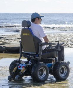Beach Electric Powered Wheelchair