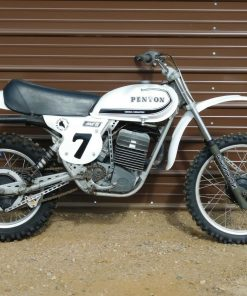 Rare Vintage 1976 Penton KTM Motorcycle for Sale