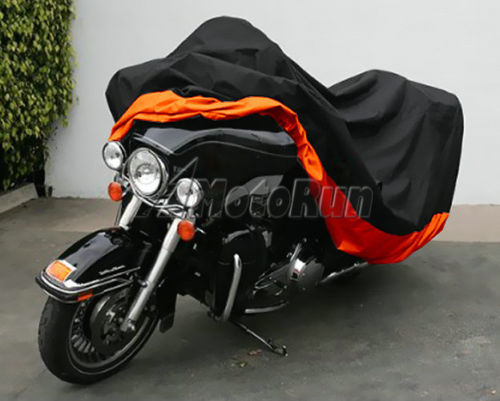 Motorcycle Harley Davidson Cover